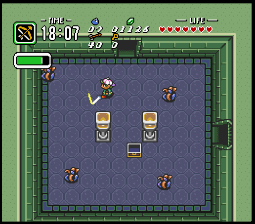 The Legend Of Zelda Bs Snes Rom